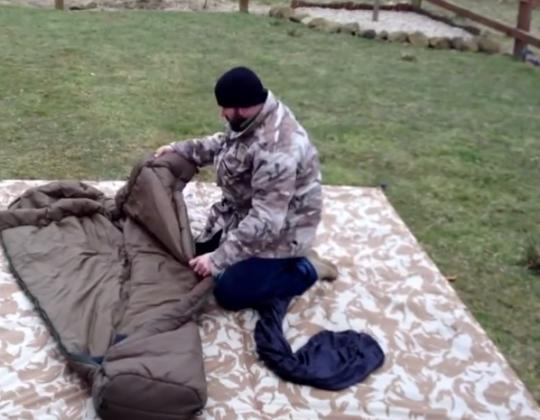 Snugpak Osprey 12 Sleeping bag compare to Army Issue Arctic Bag