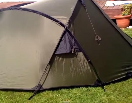 The Snugpak Scorpion 3 Tent