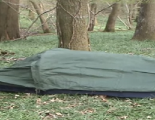RVOps Snugpak Ionosphere Bivi Tent