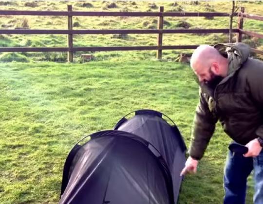 Snugpak Ionosphere One-man Tent
