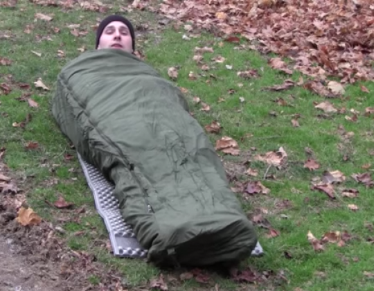 Snugpak Softie Elite 2 Sleeping Bag, Test Part 1, Equip 2 Endure