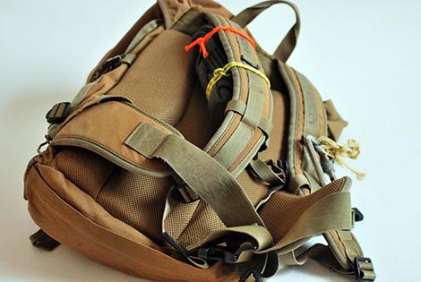 rucksack padding